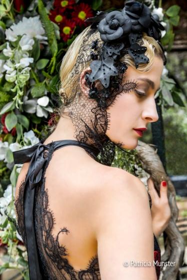 Modefotograaf Patricia Munster fotografeert Ismini