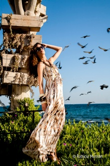 Sofia captured by fashion photographer Patricia Munster