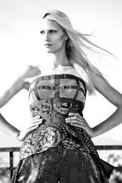 Work of fashion photographer Patricia Munster