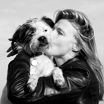 Pet photographer Patricia Munster