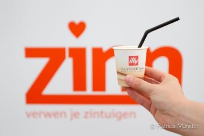 IJssalon Zinn - Illy Crema 'frozen coffee'