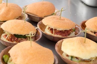 Hofstede Meerzigt - Broodje pulled Berkshire Pork