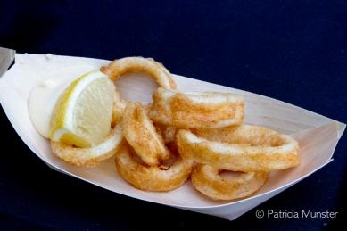 El Pueblo - Calamares frito con aioli