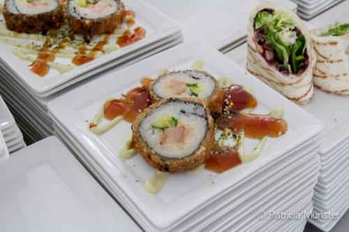 Hudson Bar & Kitchen - Crunchy California roll