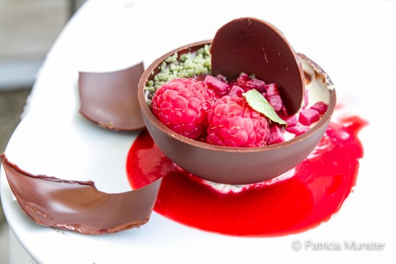 Hofstede Meerzigt - Chocoladebal met verrassingen