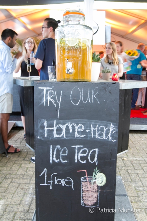 Hudson Bar & Kitchen - Home made Ice Tea