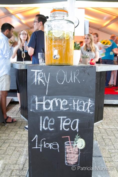 Hudson Bar & Kitchen - Home made Ice Tea