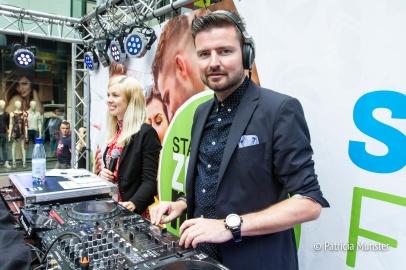 DJ Hugo in Zoetermeer