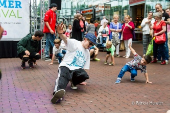 Workshop Breakdance