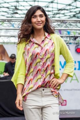 Anna van Toor Fashion Show