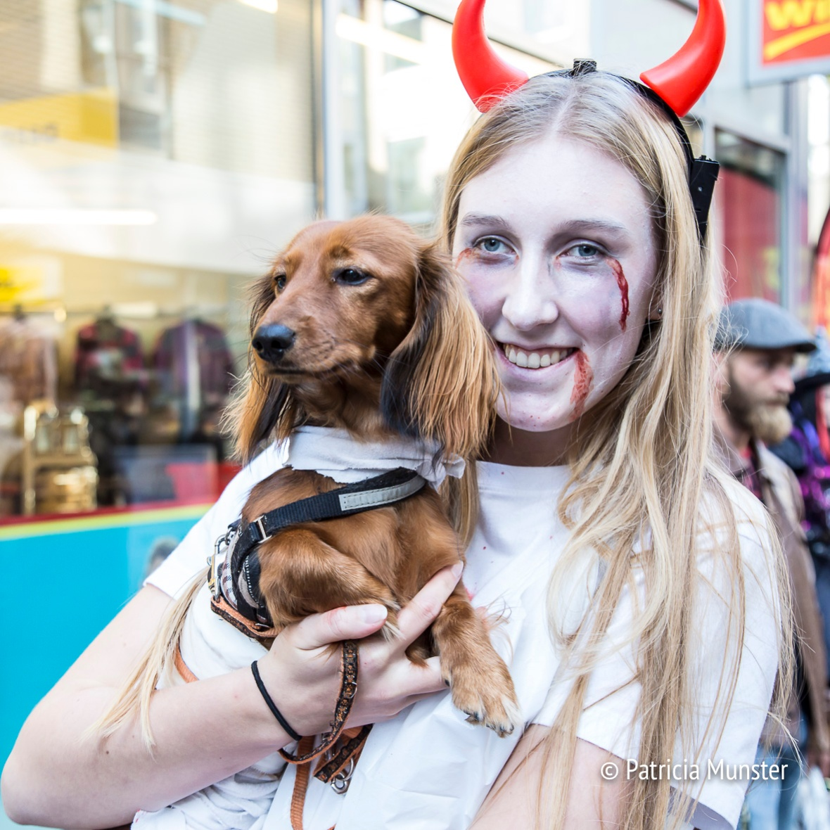 Halloween Zoetermeer.Halloween Dog Parade Zoetermeer Patricia Munster 25
