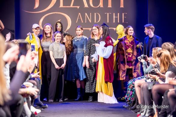 Zyanya Keizer for Disney Beauty and the beast