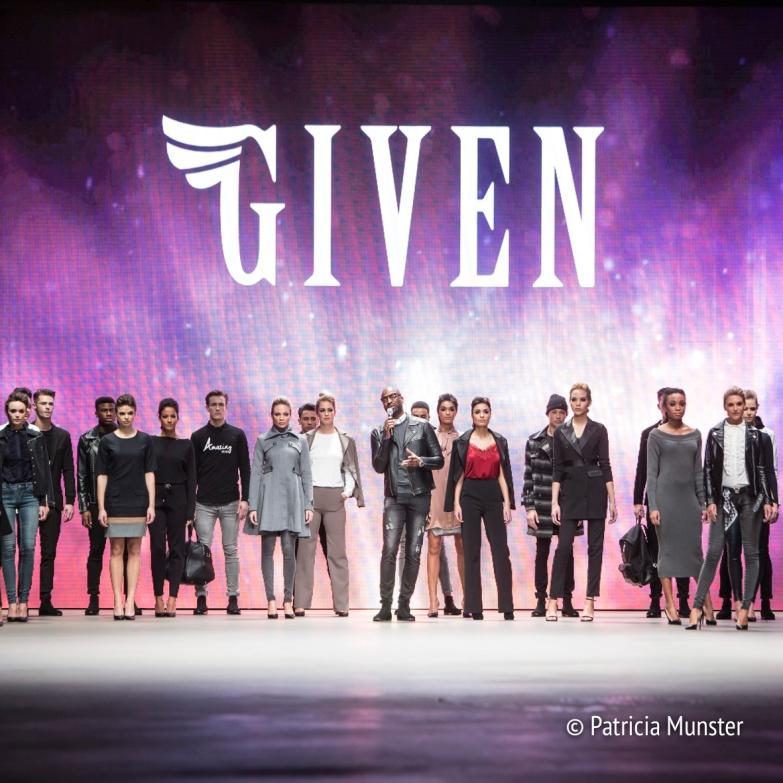 Given Amsterdam Fashion Week - finale