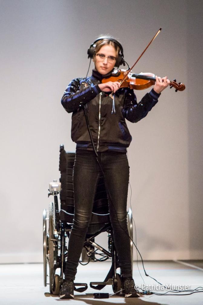 Kim Spierenburg violiste