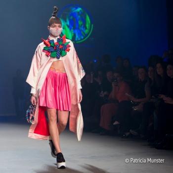 Maaike van den Abbeele fashion show