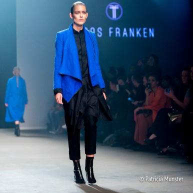 Toos Franken - runway show