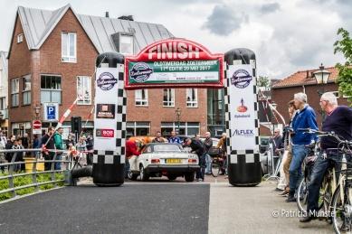 Finish Oldtimerdag Zoetermeer 2017