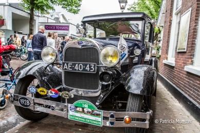 Oldtimerdag Zoetermeer 2017