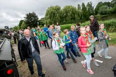 Veteranendag 2017 Zoetermeer - Buytenpark - Scouting