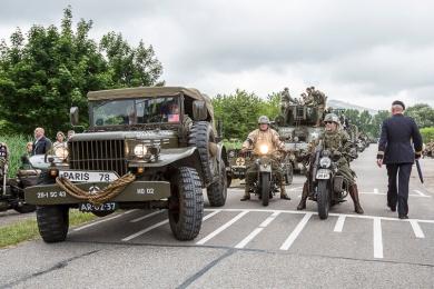 Veteranendag 2017 Zoetermeer - Buytenpark