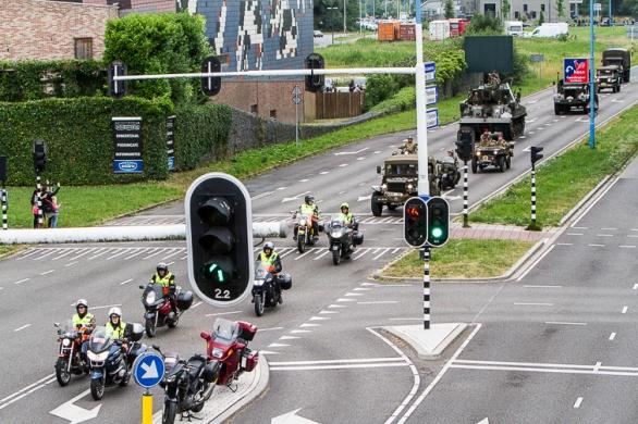 Veteranendag 2017 Zoetermeer - Amerikaweg