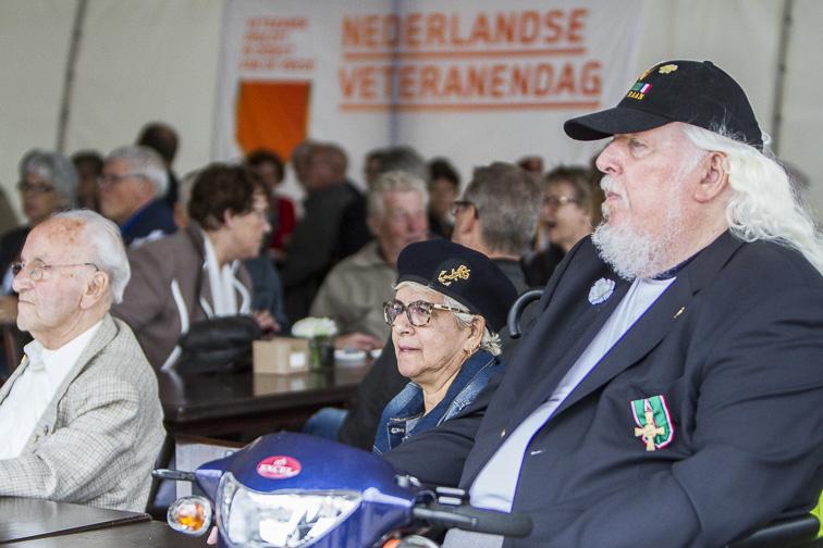 Nederlandse Veteranendag 2017 Zoetermeer - Fograaf Patricia Munster
