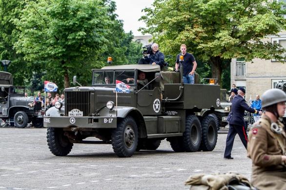 Veteranendag 2017 Zoetermeer - ZFM