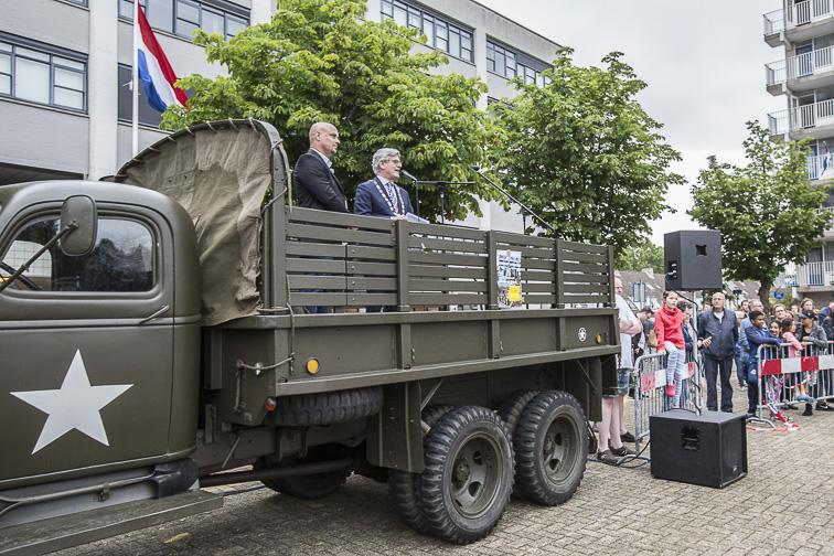 Toespraak Burgemeester Charlie Aptroot - Veteranendag 2017 Zoetermeer