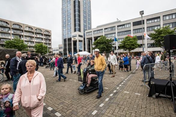 Veteranendag 2017 Zoetermeer - Markt - Veteranenplein