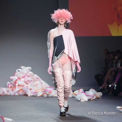 Ajbilou Rosforff at Amsterdam Fashion Week