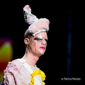 Ajbilou Rosforff at Amsterdam Fashion Week