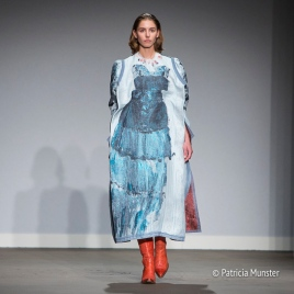 Atelier by Lotte van Dijk at Amsterdam Fashion Week