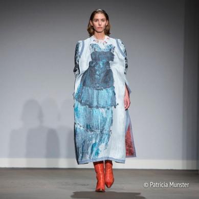 Atelier by Lotte van Dijk at Amsterdam Fashion Week