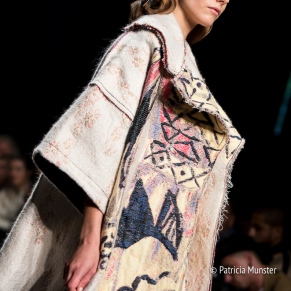 Handpainted by Atelier by Lotte van Dijk at Amsterdam Fashion Week