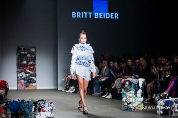 Britt Beider - Amsterdam Fashion Week - Amsterdam maakt er wat van