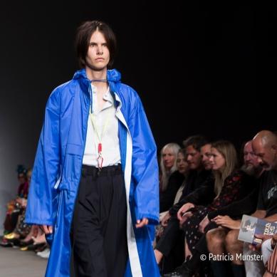 Hacked by Van Slobbe Van Benthum at Amsterdam Fashion Week