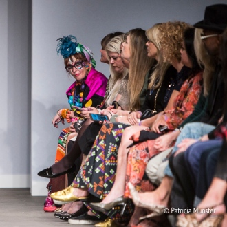 Frontrow by Hacked by Van Slobbe Van Benthum at Amsterdam Fashion Week
