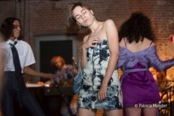 Dancing with Hardema at Amsterdam Fashion Week