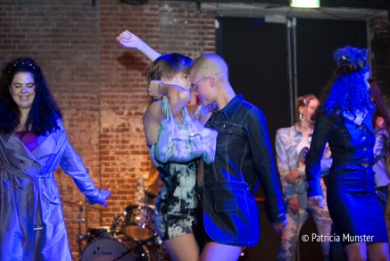 Dancing with Hardema at Amsterdam Fashion Week