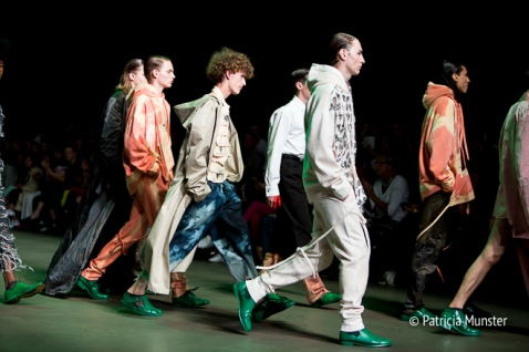 Jan Cerny Menswear Amsterdam Fashion Week