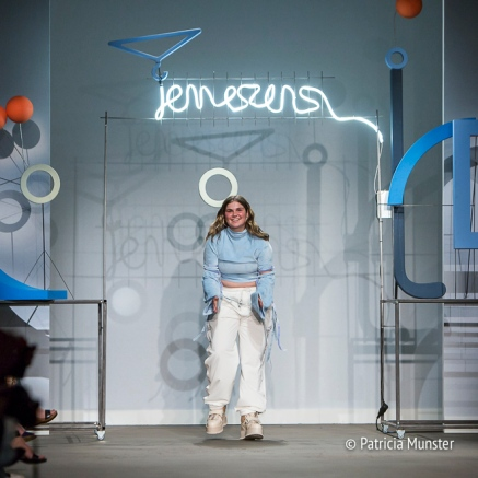 Jenneskens at Fashion Week Amsterdam