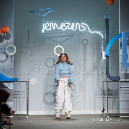 Jenneskens at Fashion Week Amsterdam