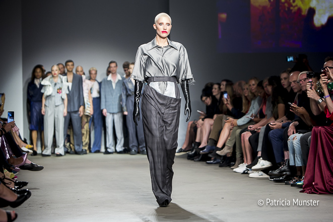 Stavreva Kreator at Amsterdam Fashion Week