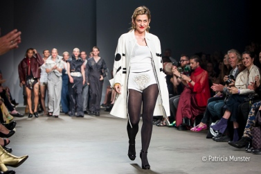 Klaudia Stavreva Kreator at Amsterdam Fashion Week