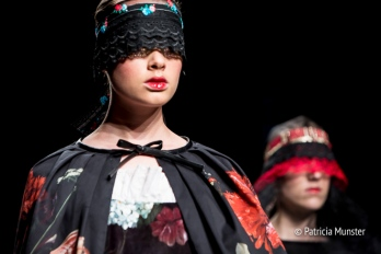 Golden age at Maaike van den Abbeele at Amsterdam Fashion Week