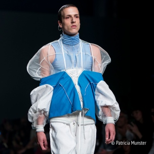 M.E.N. at Fashionweek Amsterdam