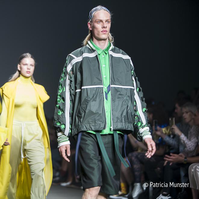 M.E.N. at Fashionweek Amsterdam