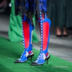 Boots - M.E.N. at Fashionweek Amsterdam