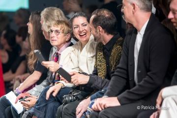 Milou van Rossum - modejournalist - Amsterdam Fashion Week