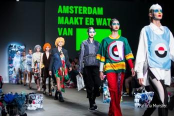 Amsterdam Fashion Week - Amsterdam maakt er wat van